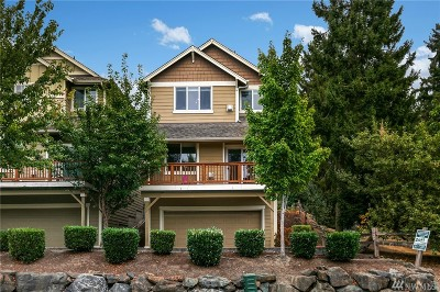 Bothell Condo/Townhouse For Sale: 24120 39th Ct SE