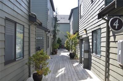 Bellevue Condo/Townhouse For Sale: 4 Lake Bellevue Dr NE #201