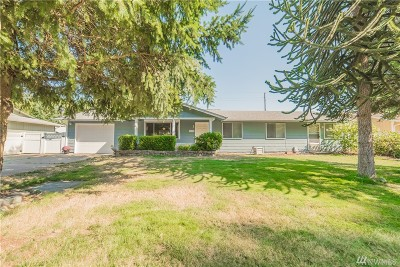 Olympia Single Family Home For Sale: 5028 Hemphill Dr SE