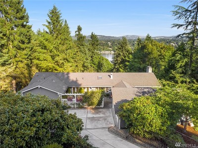 Mercer Island Single Family Home For Sale: 6140 93rd Ave SE
