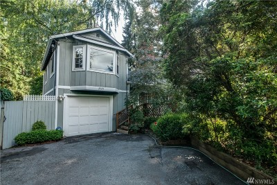 Seattle Single Family Home For Sale: 2525 NE 136th St