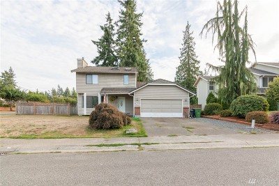Everett Single Family Home For Sale: 3430 97th Place SE
