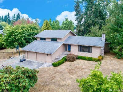 Sammamish Single Family Home For Sale: 23008 SE 48th St