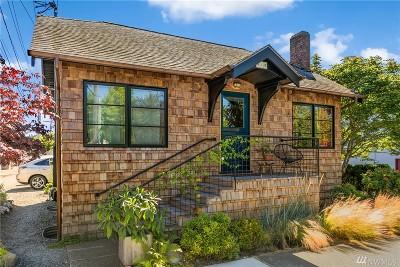 Edmonds Single Family Home For Sale: 410 Dayton St