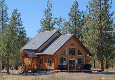 Winthrop WA Single Family Home For Sale: $319,000