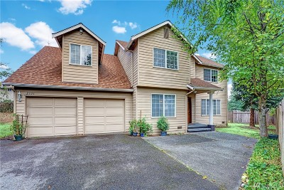 Lynnwood Single Family Home For Sale: 2931 204th St SW