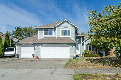 Anacortes Single Family Home Sold: 2302 37th Ct