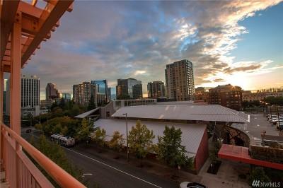 Bellevue Condo/Townhouse For Sale: 11004 NE 11th St #511