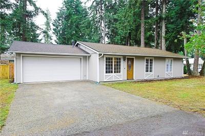 Covington Single Family Home For Sale: 19441 SE 267th St