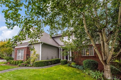 Federal Way Single Family Home For Sale: 1836 Mariner Cir NE
