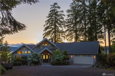 Bremerton Single Family Home For Sale: 600 NW Nichols Ave