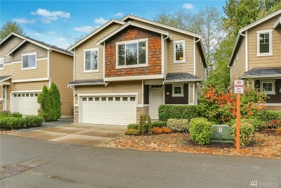 Lynnwood Single Family Home For Sale: 1821 151st St SW