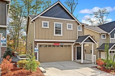 Lynnwood Single Family Home For Sale: 2130 147th Place SW
