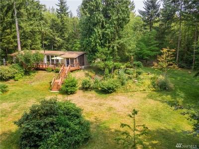 Blaine Single Family Home For Sale: 9615 Flambeau Rd