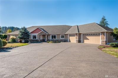 Graham Single Family Home For Sale: 6504 263rd St E
