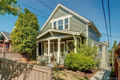 Seattle Single Family Home For Sale: 40 Florentia St