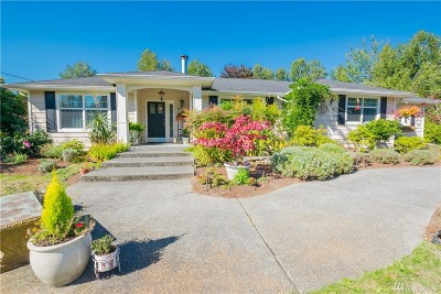 Lake Stevens Single Family Home For Sale: 10311 Lundeen Parkway