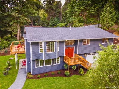 Snohomish Single Family Home For Sale: 18224 Broadway Ave