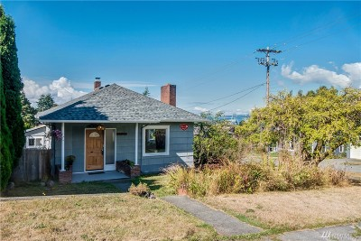 Everett Single Family Home For Sale: 3302 Federal Ave