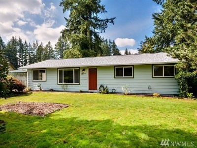 Snohomish Single Family Home For Sale: 12114 58th Place SE