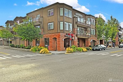 Edmonds Condo/Townhouse For Sale: 505 5th Ave S #202