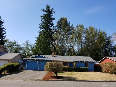 Federal Way Single Family Home For Sale: 28553 20th Ave S