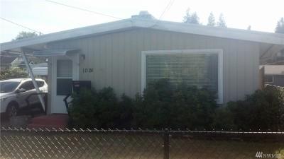 Everett Single Family Home For Sale: 1024 35th St
