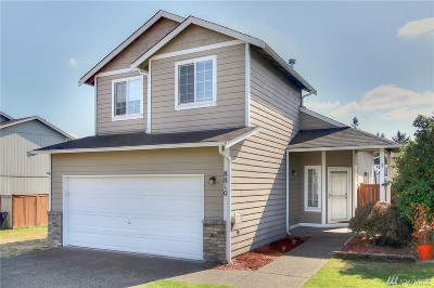 Puyallup WA Single Family Home For Sale: $250,000