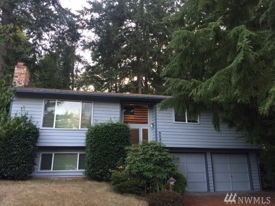 Federal Way Single Family Home For Sale: 3020 SW 325th Place