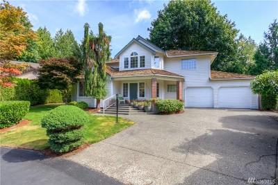 Gig Harbor Single Family Home For Sale: 4610 Salmon Creek Lane