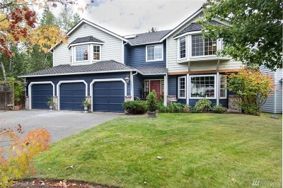 Federal Way Single Family Home For Sale: 32854 8th Ct SW