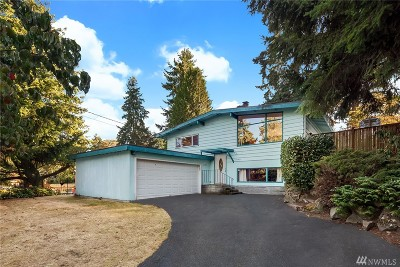 Bellevue Single Family Home For Sale: 14411 37th St