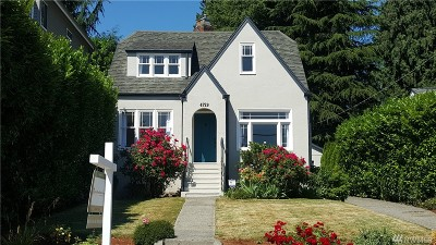 Seattle Single Family Home For Sale: 4729 54th Ave S