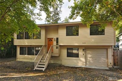 Seattle Single Family Home For Sale: 8629 Ravenna Ave NE
