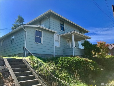 Everett Multi Family Home For Sale: 1204 Pacific Ave