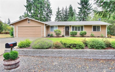 Gig Harbor Single Family Home For Sale: 4016 119th St Ct NW