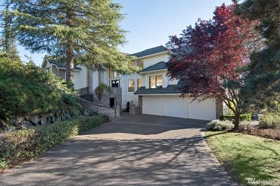 Gig Harbor Single Family Home For Sale: 10322 51st St NW