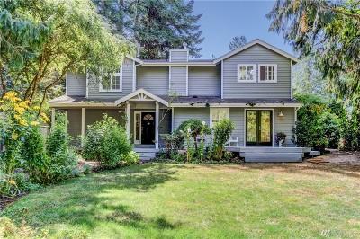 Sammamish Single Family Home For Sale: 1626 W Beaver Lake Dr SE