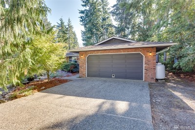 Everett Single Family Home For Sale: 3310 108th Place SE