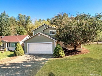 Lacey Single Family Home For Sale: 7528 38th Dr SE
