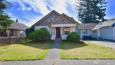 Sedro Woolley Single Family Home For Sale: 309 Bennett St
