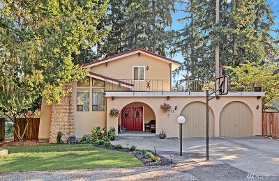 Renton Single Family Home For Sale: 15721 SE 143rd St