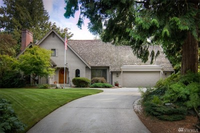 Single Family Home For Sale: 409 Wood Creek Dr