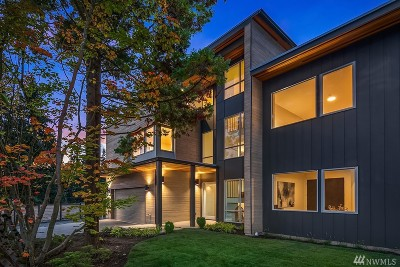Mercer Island Single Family Home For Sale: 8442 SE 40th St