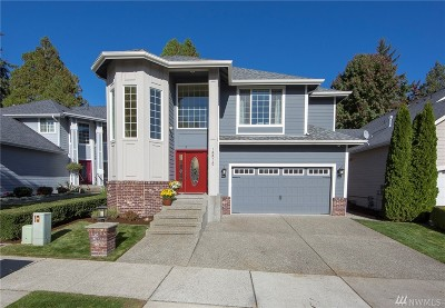 Covington Single Family Home For Sale: 15518 SE 252nd Place