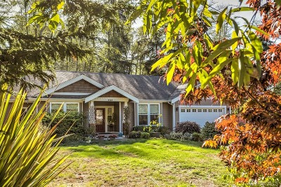 Coupeville Single Family Home For Sale: 464 Cox Dr