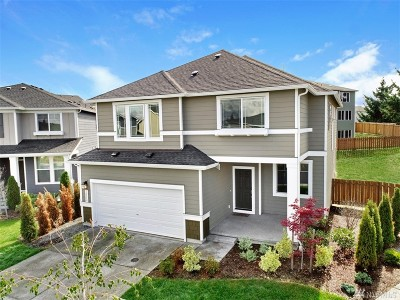 Spanaway Single Family Home Contingent: 19520 18th Av Ct E