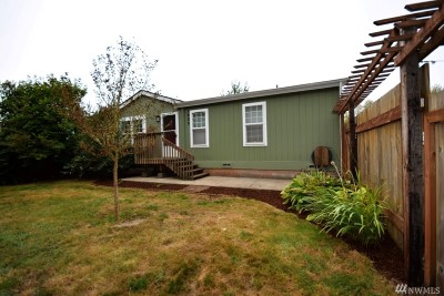 Centralia Single Family Home For Sale: 1400 Salzer Valley Rd