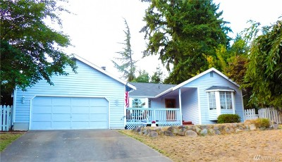 Bonney Lake Single Family Home For Sale: 11624 208th Av Ct E