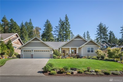 Gig Harbor Single Family Home For Sale: 13713 47th Av Ct NW